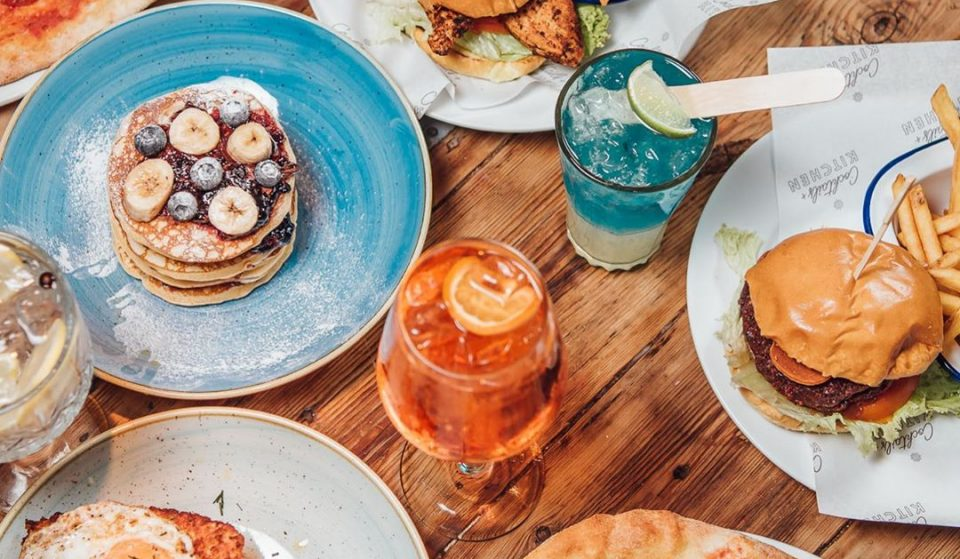 It's Getting 'Weird And Wonderful' At This Bottomless Brunch In Liverpool