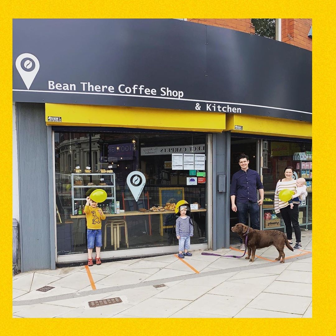 bean there coffee shop liverpool