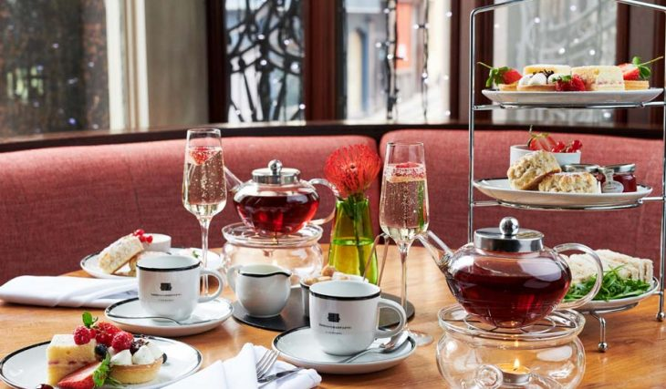 11 Amazing Liverpool Restaurants Serving Up The Loveliest Afternoon Teas