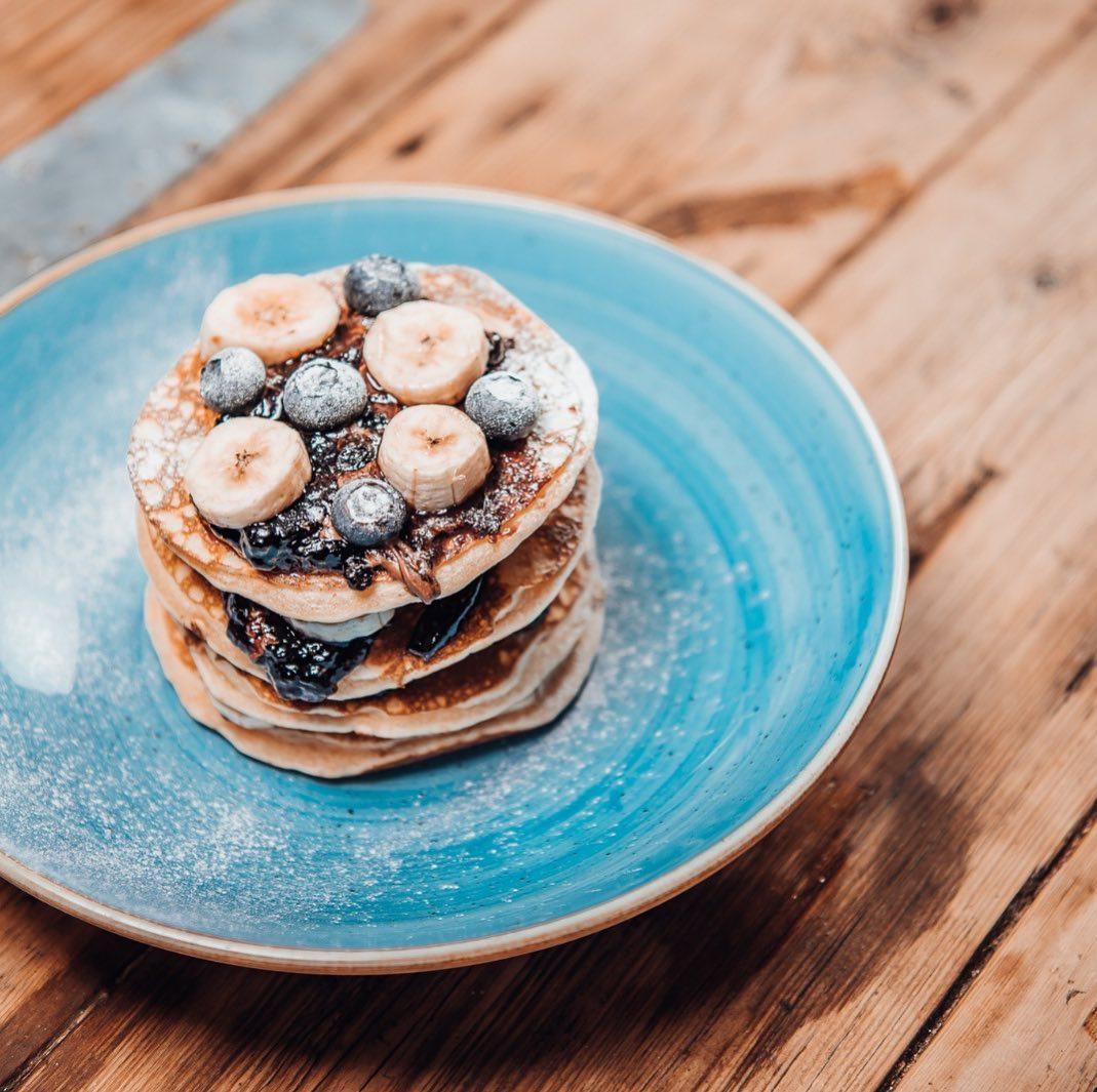 pancakes weird and wonderful brunch