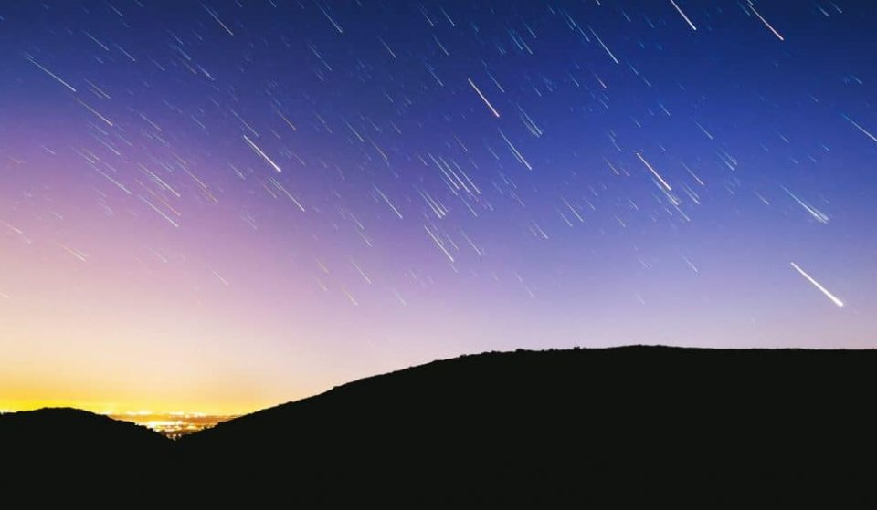 Not One, But Two Meteor Showers Are Set To Light Up The Skies This Week