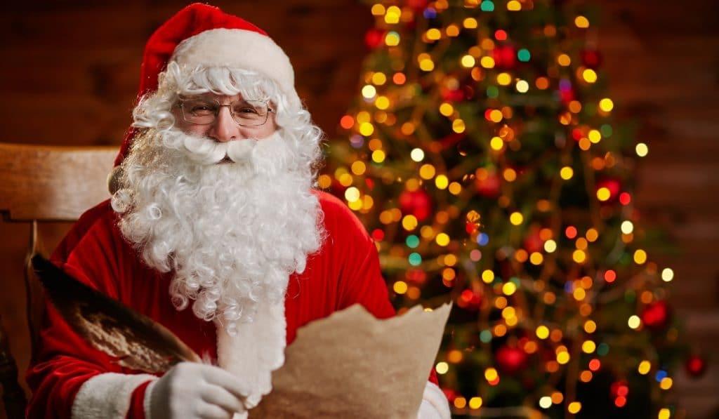 meet santa claus online