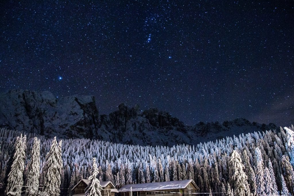 A Rare Christmas Star Will Light Up Our Skies For The First Time In 800 Years