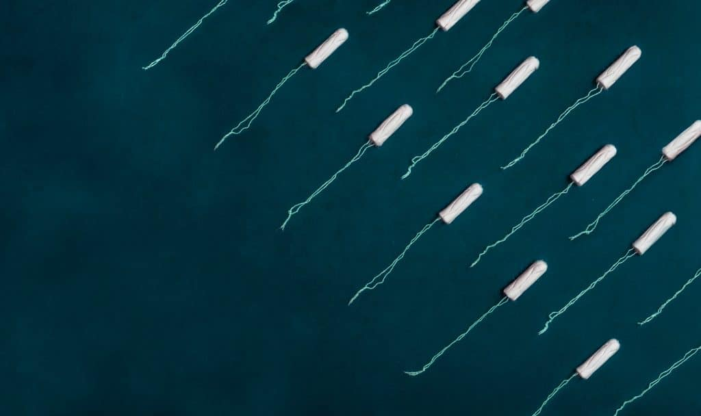 tampon tax abolished in uk