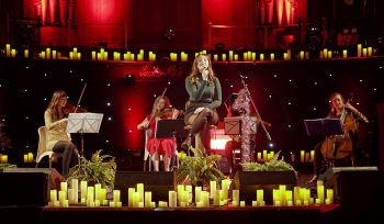 The Magic Of Candlelit Concerts In Liverpool's Stunning Grand Central Hall