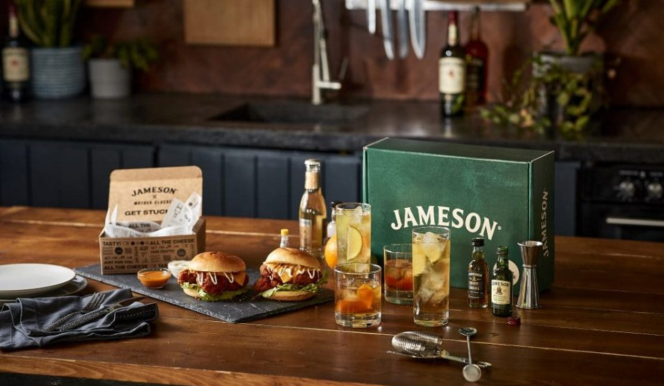 This Online Event Brings You Fried Chicken And Jameson Cocktails At Home