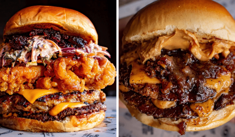 A New Burger Restaurant Has Arrived In Liverpool, And We're Drooling At The Thought