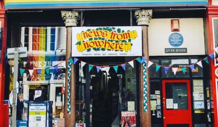 This Lovely Liverpool Bookshop Is Run By A Women Workers' Collective • News From Nowhere