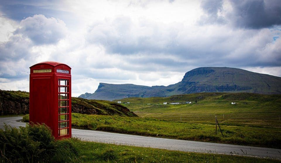 You Can Buy A Telephone Box For £1 And It Will Be Transformed For A Good Cause