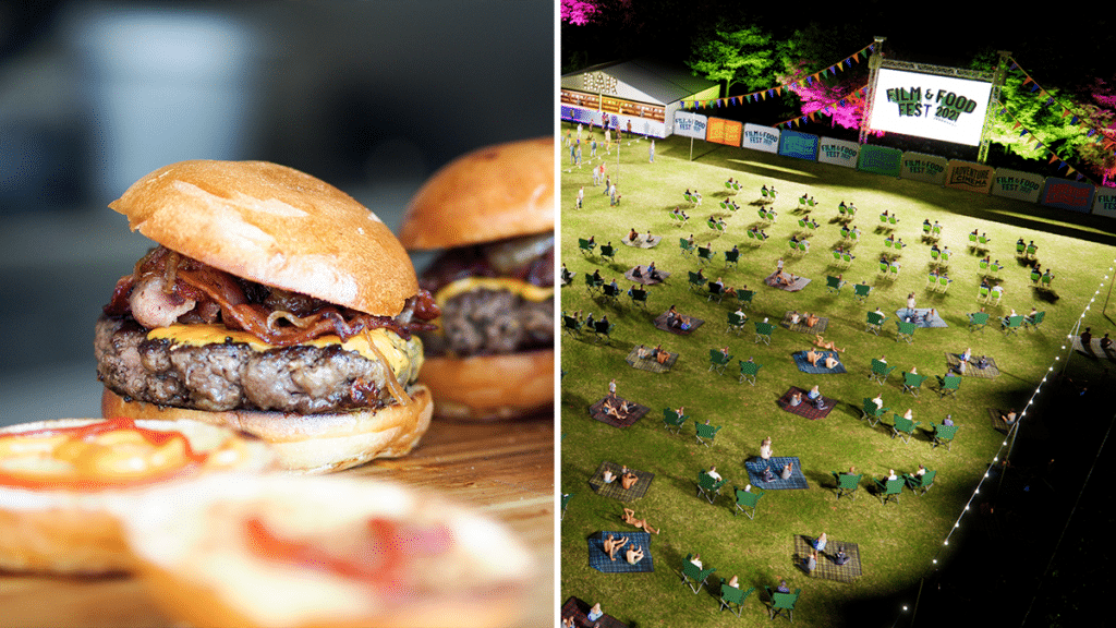 A Huge Film And Street Food Festival Is Coming To Liverpool This Summer