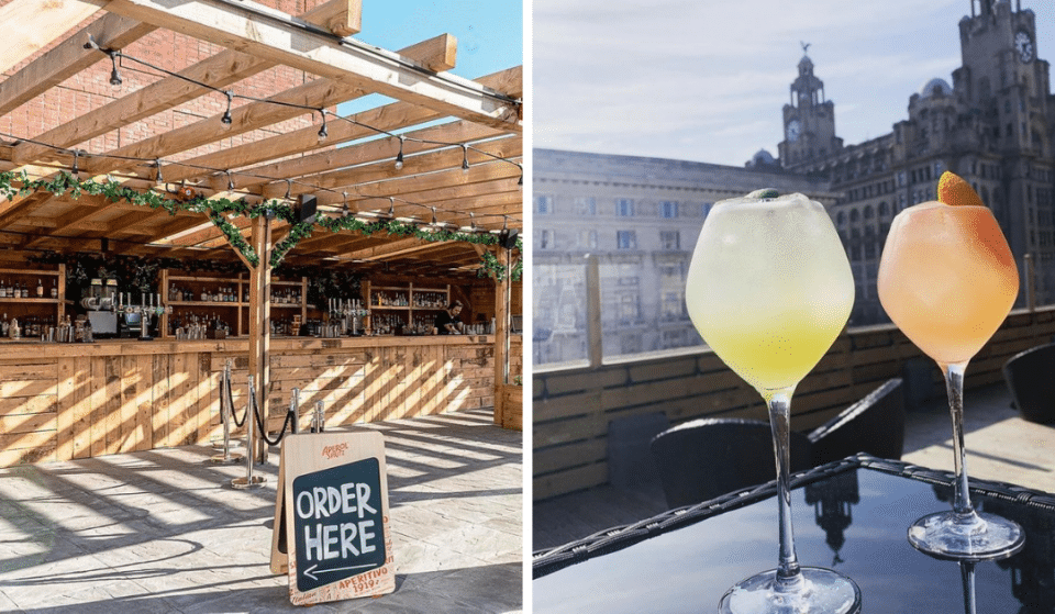 13 Outdoor Dining Spots In Liverpool That Are Perfect To Visit Post-Lockdown