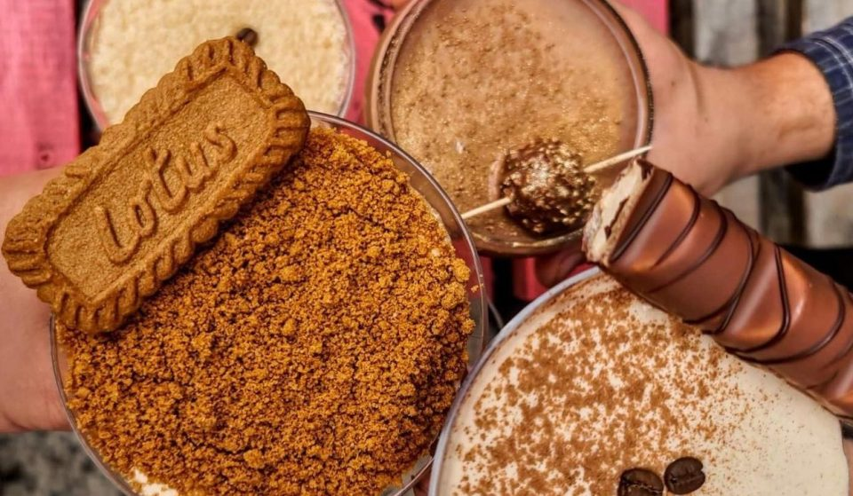 This Baltic Market Coffee Bar Serving Biscoff Espresso Martinis Is Opening Its Own Shop