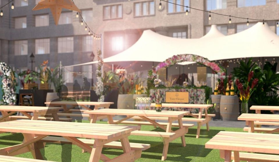 A New Outdoor Food And Drink Market Featuring Live Music Has Opened In Liverpool