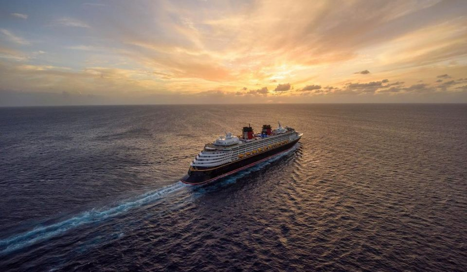 Disney Has Unveiled Their New Cruise Liner Setting Sail Next Summer, And It's Pretty Impressive