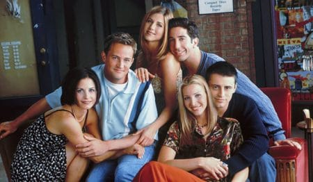 The 'Friends' Reunion Is Finally Set To Air On HBO Max This Month