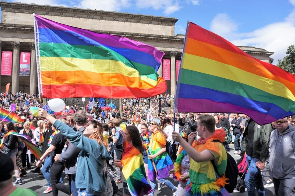 Pride In Liverpool Has Announced Its Events Are Going Virtual This Year