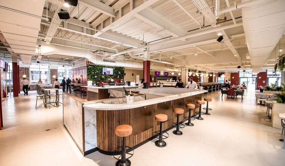 Liverpool's Biggest Food Hall Has Now Opened, And It's A Street Food Lover's Haven