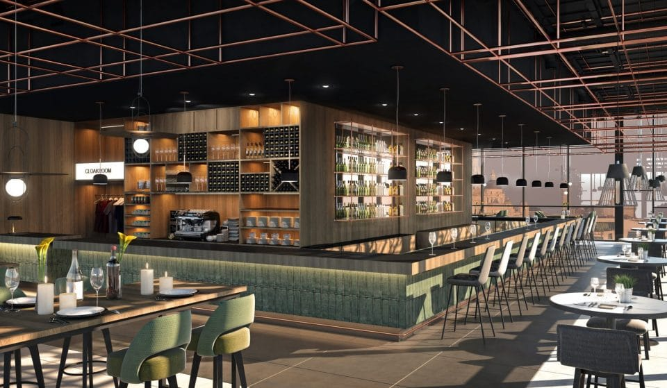 Gino D'Acampo To Open Brand New Restaurant And Panoramic Sky Bar In Liverpool