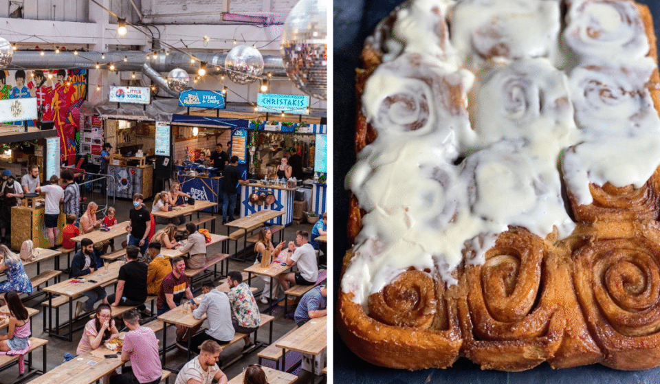 This Liverpool Street Food Market Is Hosting A GBBO Pop-Up Bakery Next Month