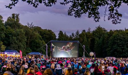 This Dreamy Outdoor Cinema Is Back For Another Summer Of Film Magic