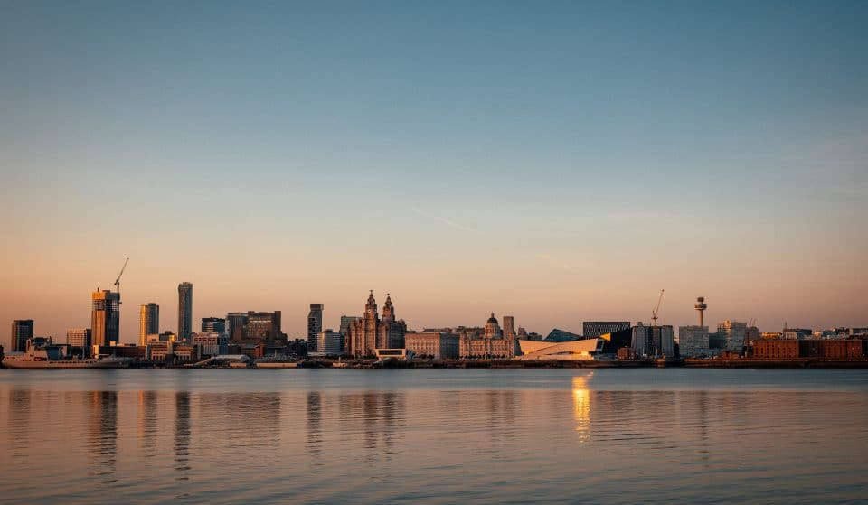 Tonight Will Be Liverpool's Last 7pm Sunset Until March 2022