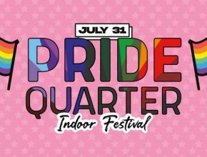Liverpool's Pride Quarter Indoor Festival Is Taking Place This Weekend