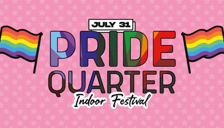 pride quarter indoor festival