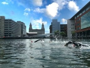 You Can Soon Make A Splash At This New Open Water Swimming Facility At Princes Dock