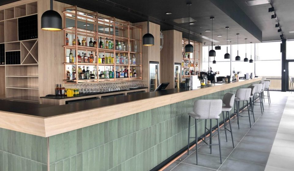 This New Restaurant And Sky Bar By Gino D'Acampo Serves Elegant Italian Dishes And Cocktails