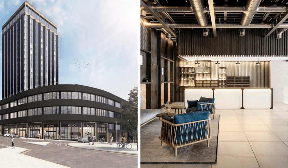 You Can Now Stay In This New Liverpool Hotel Featuring Stunning Views, Artwork And A Floral Store