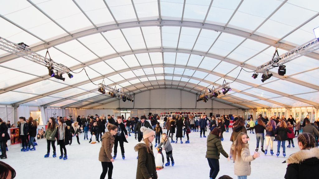 Liverpool Ice Festival Is Returning This November With A Spectacular Ice Rink And Alpine Bar