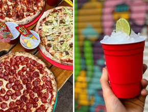 The Liverpool Pizzeria Serving Bottomless Pizza And Booze Every Single Day