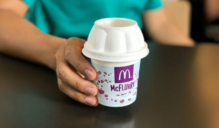 This Useful Map Shows You Which McDonald's McFlurry Machines Are Currently Broken In Liverpool
