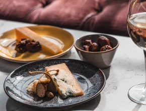 Liverpool's First Revolving Cheese And Wine Bar Has Arrived, And It Looks Damn Gouda