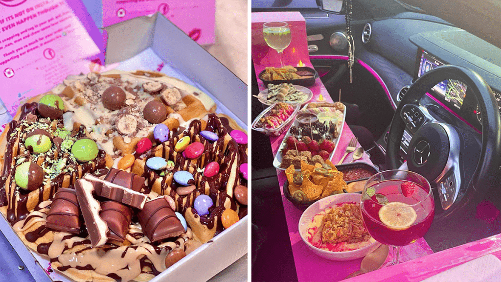 A Drive-In Dessert Restaurant Just An Hour From Liverpool Now Exists, And It's The Stuff Of Sweet Dreams