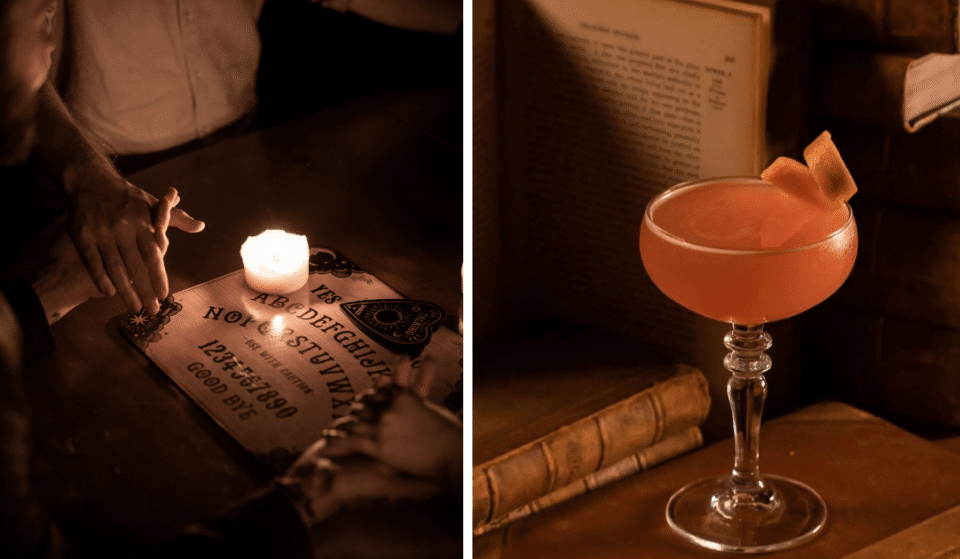 This Liverpool Speakeasy Bar Is Hosting A Spooky And Spine-Chilling Séance This Halloween