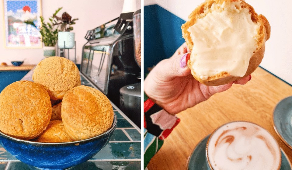 This Liverpool Bowl Bar Serves Japanese Sweet Crisp Choux Buns Filled With Unbelievable Flavours