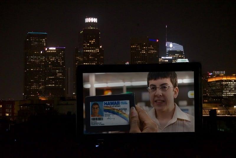 Have A Major #TBT Moment At Superbad Under The Stars