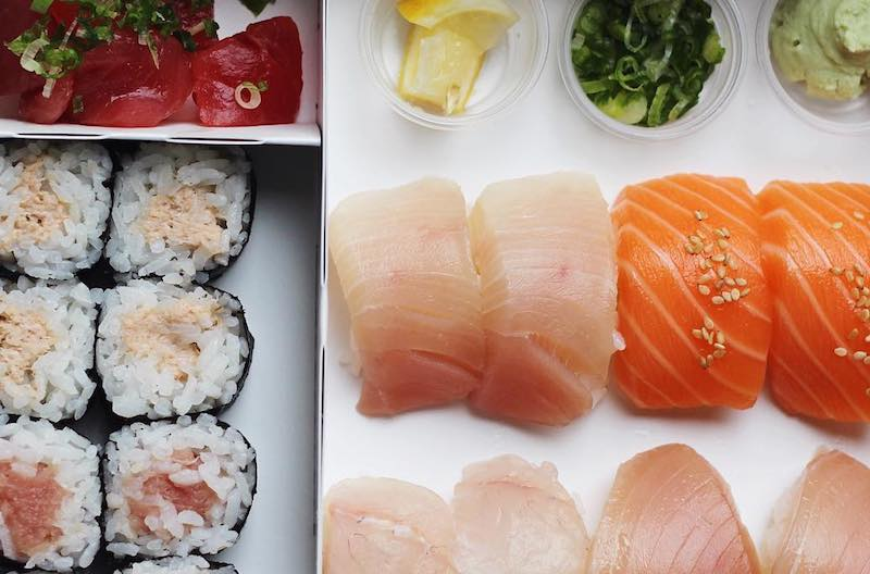 Sugarfish Is Adding A Secret 'Trust Me' Menu For Its 10th Year Anniversary
