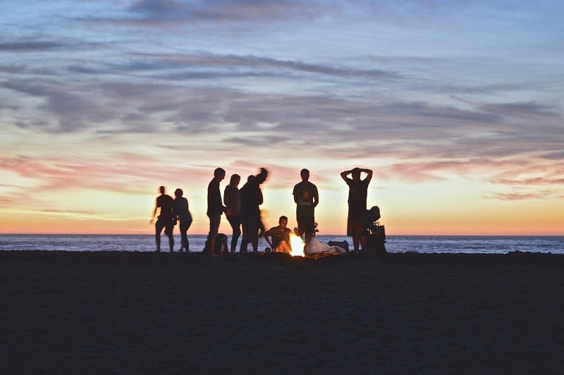 5 Destinations Perfect For Your Next Beach Bonfire