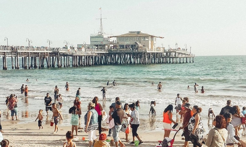 Santa Monica Pier's Free Concert Series Is Coming Back This Fall
