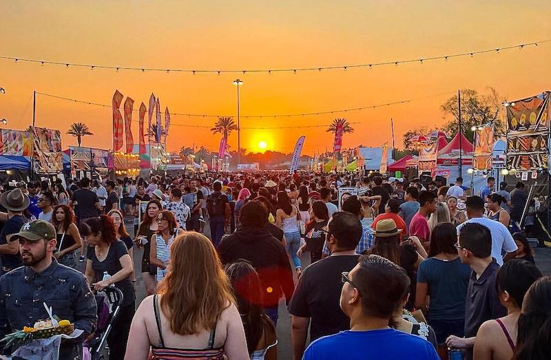 This Weekend Will Be The Last 626 Night Market Of The Summer