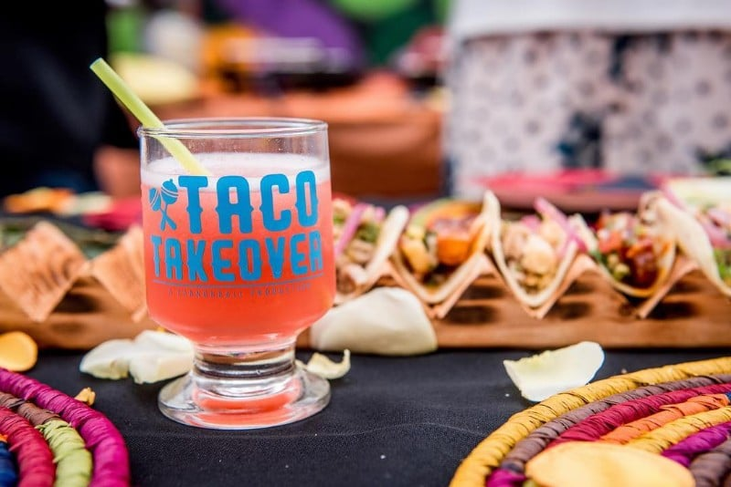 Cast Your Vote For Best Dish & Cocktail At The LA Taco Takeover
