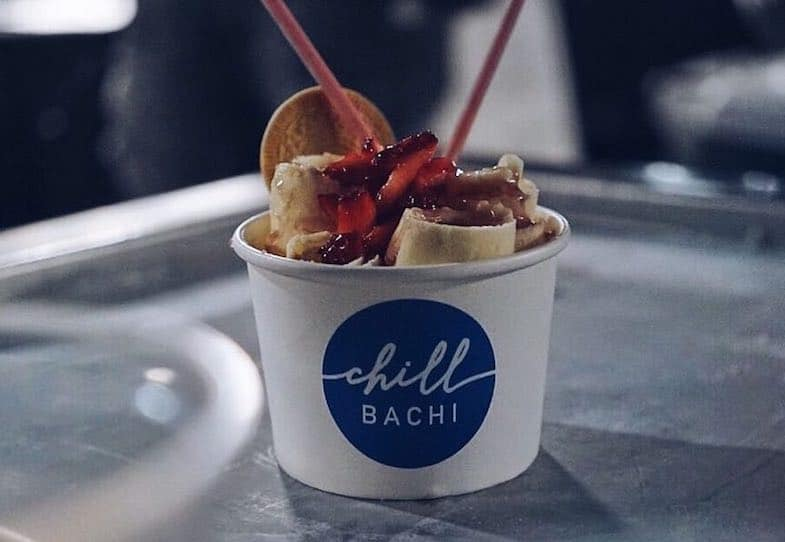 Become An Ice Cream Expert At Chillbachi Ice Grill In DTLA