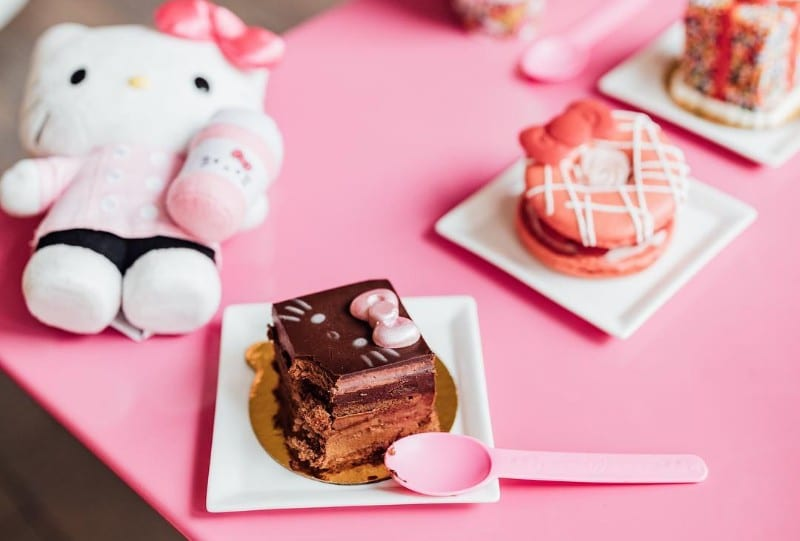 A Hello Kitty Cafe & Cocktail Lounge Opens Up Shop This Week In Irvine