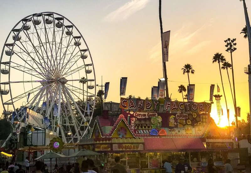 Binge Out On Over 90 Food Items For Only $6.60 At The L.A. County Fair