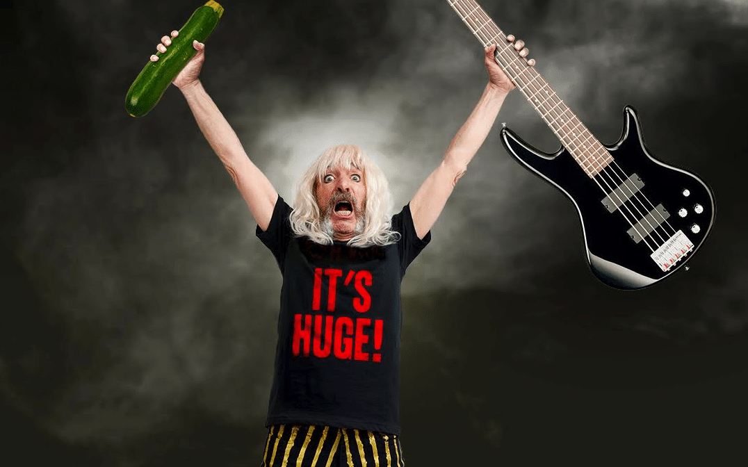 Derek Smalls, Formerly Of The Band Spinal Tap, Live At The Wiltern In L.A. November 6