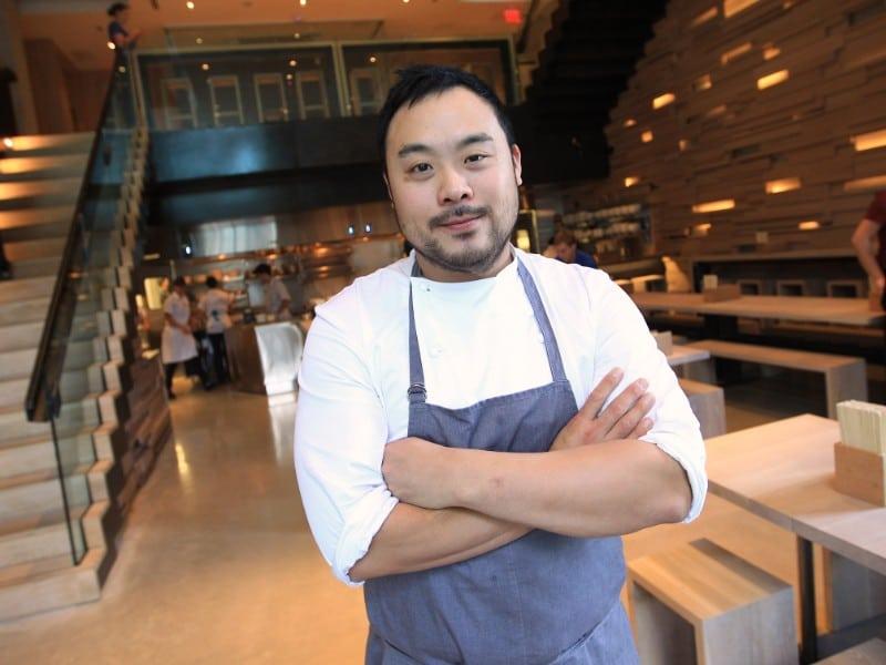 David Chang Is Bringing A Momofuku Noodle Bar To West Hollywood
