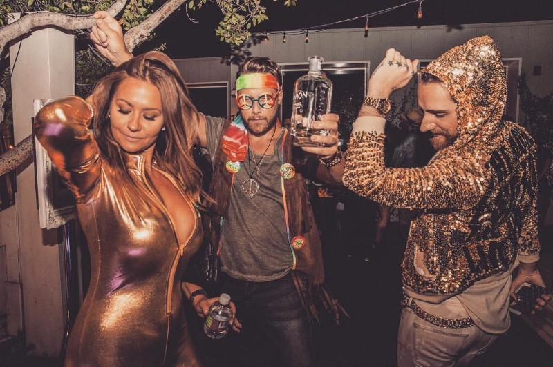 A Party Guide To The Best Halloween Events Happening In LA