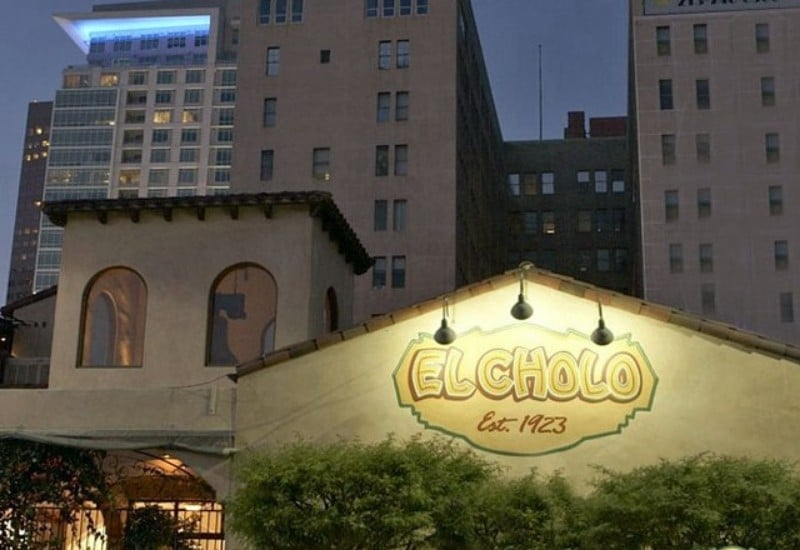 This Mexican Restaurant Is Serving Up A 95-Cent Dinner Special Tomorrow • El Cholo